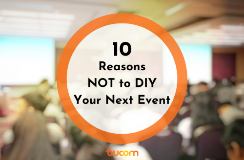 DIY Meeting and Event Planning